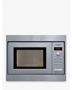 Bosch HMT75M551B Built-in Solo Microwave, Stainless Steel