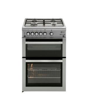 Flavel ML61NDSP Gas Cooker, Silver