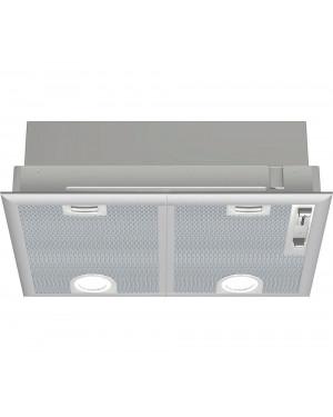 Bosch Serie 4 DHL555BLGB Canopy Hood, Silver