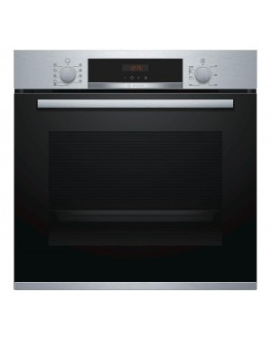 Bosch Serie 4 HBS573BS0B Electric Oven, Stainless Steel