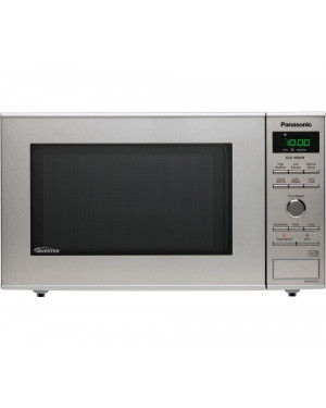 Panasonic NN-SD27HSBPQ Solo Microwave, Stainless Steel