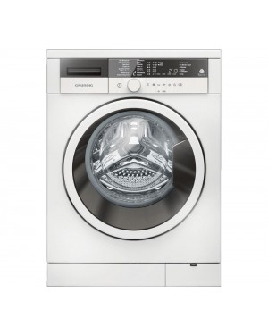 Grundig GWN37430W 7 kg 1400 Spin Washing Machine, White