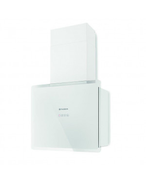 Faber Glam Fit 55 WH 55cm Wall Mounted Hood, White