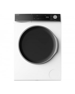 Sharp ES-NFB914AWC-EN 9 kg 1400 Spin Washing Machine, White
