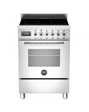 Bertazzoni PRO60-4I-MFE-S-XT Slot in Induction Cooker, Stainless Steel