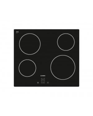 Bosch PKE611D17E Ceramic Hob, Black