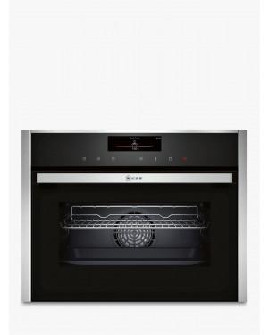 Neff N90 C18FT56N1B Steam Oven, Stainless Steel