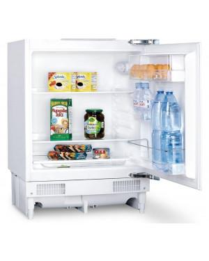 Currys Essentials CIF60W18 Integrated Undercounter Freezer, White