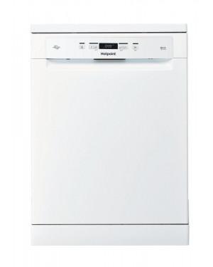 Hotpoint HFC 3C26 W C UK Freestanding Dishwasher, White