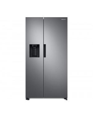 Samsung RS67A8810S9 Freestanding 65/35 American Fridge Freezer, Stainless Steel