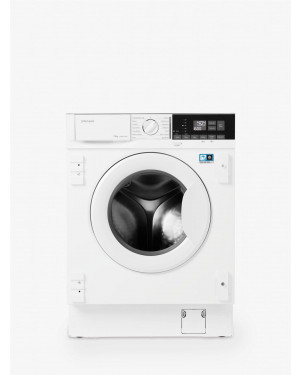 John Lewis JLBIWD1405 Integrated Washer Dryer, 7kg/4kg, A Energy Rating, White
