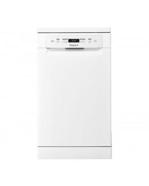 Hotpoint HSFC 3M19 C UK N Slimline Dishwasher, White