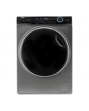 Haier i-Pro Series 7 HWD80-B14979S 8 kg Washer Dryer, Graphite