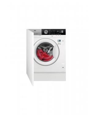 AEG L7FE7461BI Integrated 7kg Washing Machine, White