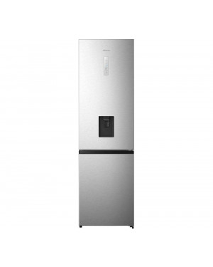 Hisense RB440N4WCF 60/40 Fridge Freezer, Stainless Steel