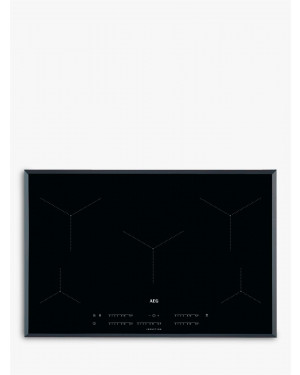 AEG IKE85431FB 78cm MaxiSense Induction Hob, Black