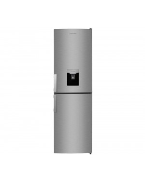 Grundig GKF35810DN 50/50 Fridge Freezer, Brushed Steel