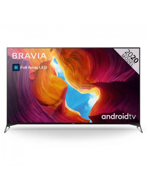 Sony Bravia KD55XH9505 LED HDR 4K Ultra HD Smart Android TV, 55 inch, Black