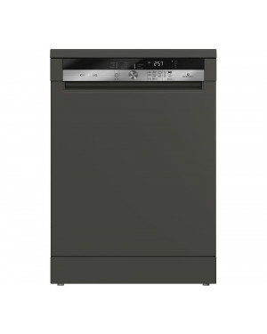 Grundig GNF41620G Full-size Dishwasher, Graphite