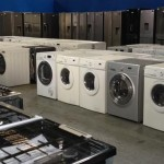 What are graded kitchen appliances?