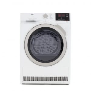 Clothes Feel as Good as New with AEG Tumble Dryers